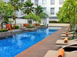 Santika Premiere Dyandra Hotel & Convention - Medan, hotel di Medan