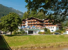 Parkhotel Sonnenhof, ski resort in Oberammergau