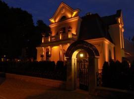 "Luxury Boutique Andreevskiy, готель типу ""ліжко та сніданок"" y Львові"