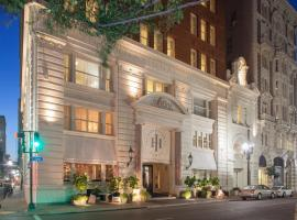 International House Hotel, hotel in New Orleans