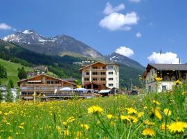 Alpenhof, hotel in Davos
