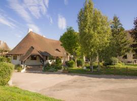 La Flambée, hotel near Dijon Bourgogne Airport - DIJ,