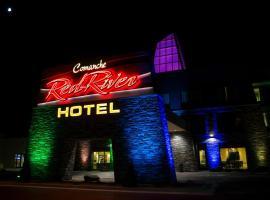 Comanche Red River Hotel & Casino, Hotel in Randlett