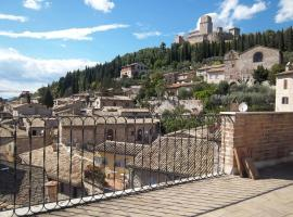 Via San Rufino 10 Apartment, apartment in Assisi