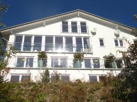 Landhotel Fernsicht: Winterberg'de bir otel