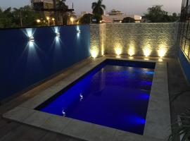 Hotel Advanced, hotel in Campo Grande