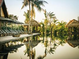 Phum Baitang, ξενοδοχείο στο Σιέμ Ριπ