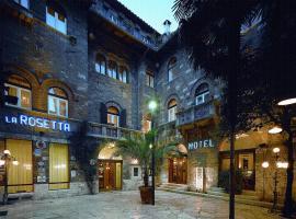 Hotel La Rosetta, hôtel à Pérouse