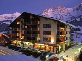 Boutique Chalet-Hotel Beau-Site, hotel in Adelboden