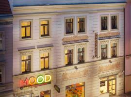 Hotel Voyage, hotel dicht bij: televisietoren Žižkov, Praag