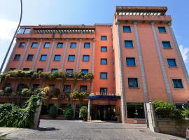 Grand Hotel Tiberio, hotel with pools in Rome