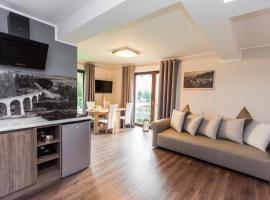 Apartamenty Dawna Wisła – hotel w Wiśle