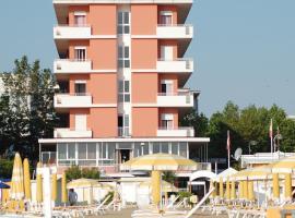 Hotel Nelson, hotel a Rimini, Rivazzurra