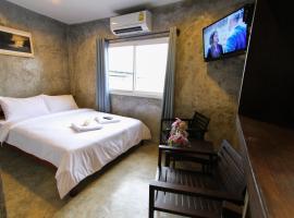 At Smile House, hotel a Bangkok