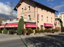 La Promenade, Hotel in der Nähe von: Golf-Club Crans-sur-Sierre, Sierre