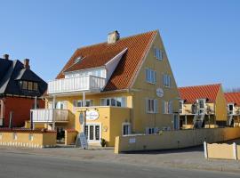 Hotel Strandvejen Apartments 1, apartment in Skagen