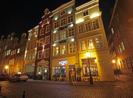 Stay Inn Hotel, accessible hotel in Gdańsk