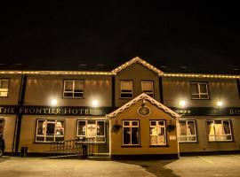 The Frontier Hotel, hotel near Buncrana Golf Club, Bridgend