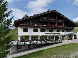 Appartementhaus Sonnenhang, self catering accommodation in Ehrwald