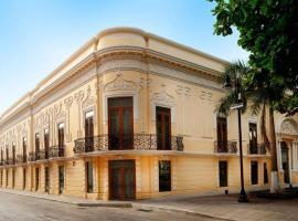 Mansión Mérida Hotel - Restaurant, отель в городе Мерида