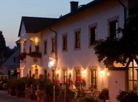 Gasthof Siegfried Gruber, Hotel in Hartmannsdorf