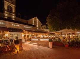 Inselhotel König, Hotel in Norderney