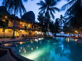 Sand Sea Resort, hotel near Phra Nang Cave, Railay Beach