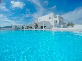 The Fisherman's House, guest house in Akrotiri