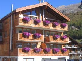 Turuwang, apartment in Zermatt