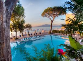 Grand Hotel Riviera, beach hotel in Sorrento