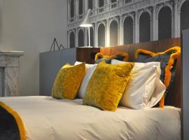 Raphael Suites, hotel near Rubenshuis, Antwerp