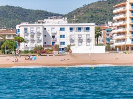 Hotel Sorrabona, отель в Пинеда-де-Мар