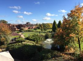 Abbey Hotel Golf & Spa, hotel in Redditch