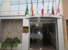 Real Suite, hotel in Lince, Lima