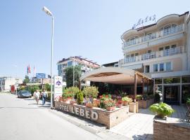 Hotel Lebed, отель в Охриде