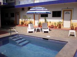 Hotel Sarabi, hotel en Barra de Navidad