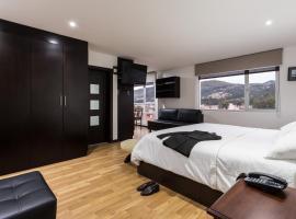 Gaviota Apartments & Suites, serviced apartment in Cuenca