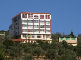 Ajloun Hotel, hotel in Ajloun