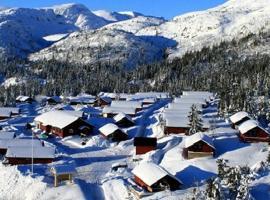 Lifjelltunet, hotell i Lifjell
