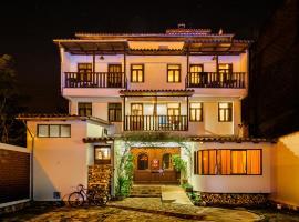 Hotel Santa Cruz, hotel in Huaraz