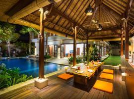 La Bali, accessible hotel in Sanur
