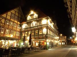 Fachwerk-Hotel Eisenbart, hotel in Hannoversch Münden
