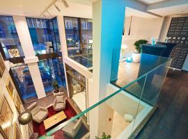 Envoy Hotel, hotel v Beogradu