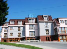 Hotel Boss, hotel v Žiline