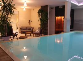 La Neyrette, hotel v destinaci Saint-Disdier-en-Dévoluy