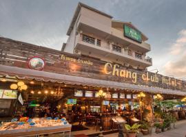 Viesnīca Chang Club Hotel Patongas pludmalē