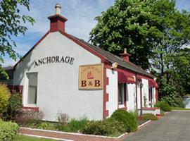 Anchorage Guest House, hotel near Balloch Castle Country Park, Balloch