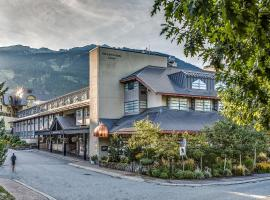 The Listel Hotel Whistler, hotel in Whistler