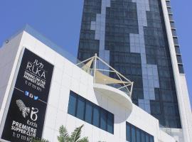 فندق وسبا رامي غراند، فندق في السيف، المنامة