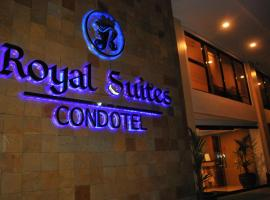 Royal Suites Condotel, hotel en Kalibo
